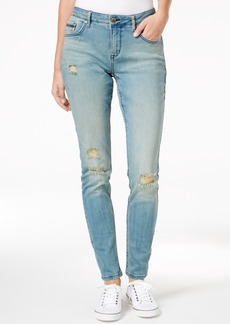 Calvin Klein Jeans Destructed Curvy Skinny Jeans