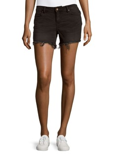 Calvin Klein Jeans Destructed Frayed Shorts