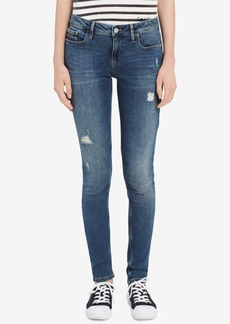 Calvin Klein Jeans Destructed Ultimate Skinny Fit Jeans