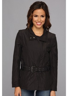 Calvin Klein Jeans Detachable Biker Trench