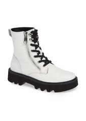 Calvin Klein Jeans Diahne Combat Boot (Women)