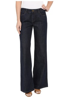 Calvin Klein Jeans Easy Flare Dark Wash Jeans in Rinse