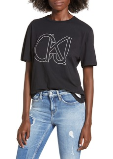 Calvin Klein Jeans Easy Graphic Tee