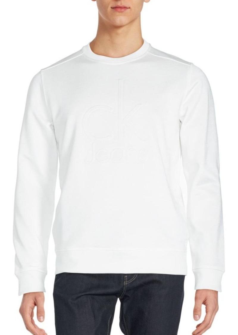 4bd5066d22e3 SALE! Calvin Klein Calvin Klein Jeans Embossed Logo T-Shirt