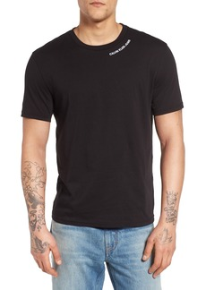 Calvin Klein Jeans Embroidered Crewneck T-Shirt