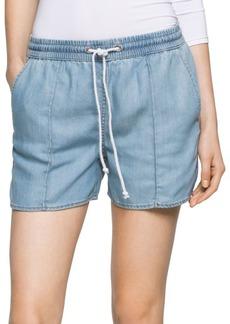 Calvin Klein Jeans Four-Pocket Denim Shorts