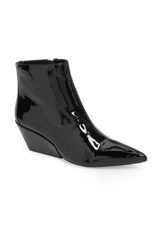 Calvin Klein Jeans Freda Pointy Toe Bootie (Women)