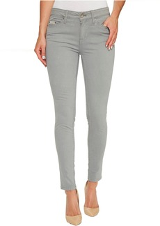 Calvin Klein Jeans Garment Dyed Ankle Skinny Pants in Monument