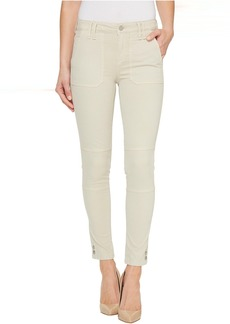 Calvin Klein Jeans Garment Dyed Cargo Ankle Skinny Pants
