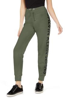 Calvin Klein Jeans Graphic Jogger Pants