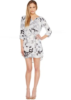 Calvin Klein Jeans Graphic Print Modern Boho Dress