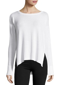 CALVIN KLEIN JEANS Hi-Lo Sweater