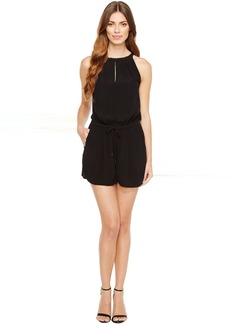 Calvin Klein Jeans High Neck Bare Romper