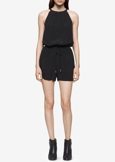 Calvin Klein Jeans High-Neck Romper
