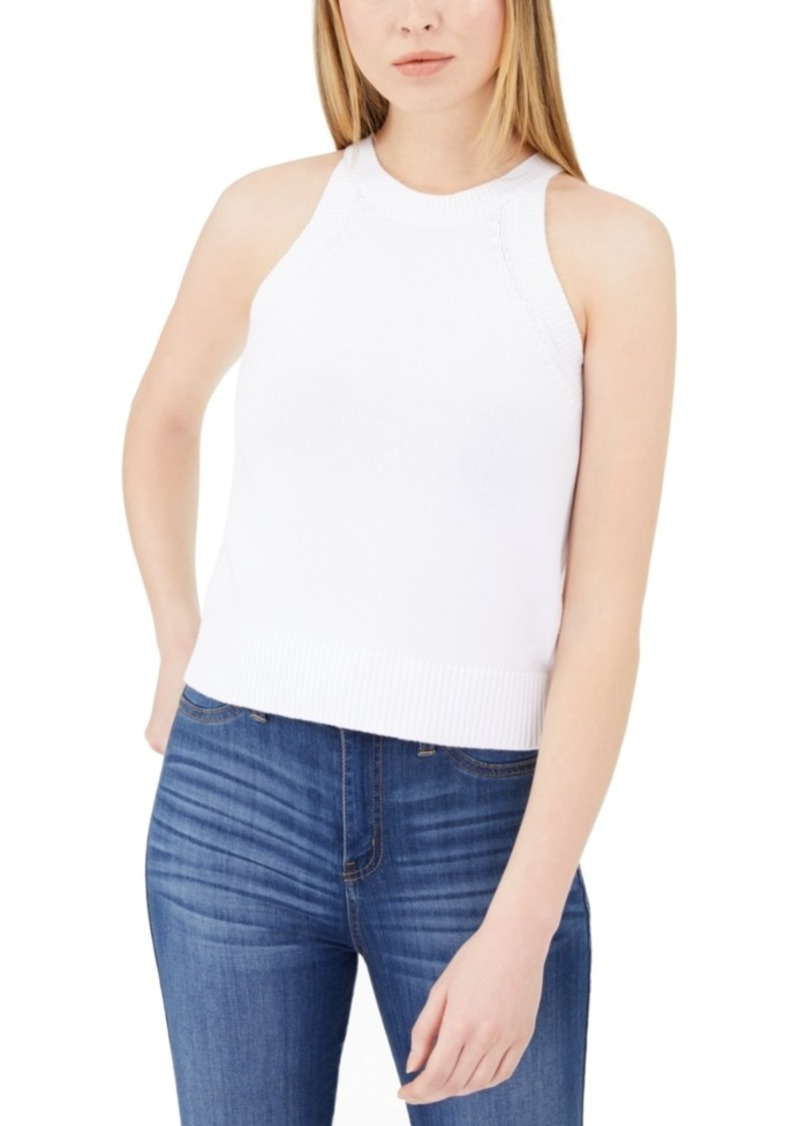 Calvin Klein Jeans High Neck Tank Top