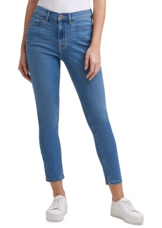 Calvin Klein Jeans High-Rise Ankle Jeans