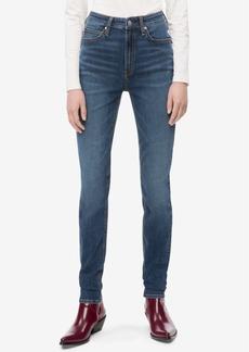 Calvin Klein Jeans High-Rise Skinny Jeans, Ckj 010