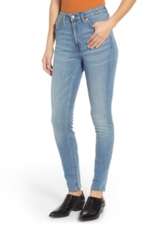 Calvin Klein Jeans High Waist Skinny Jeans (Malibu Light)