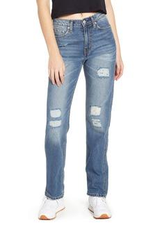 Calvin Klein Jeans High Waist Straight Jeans