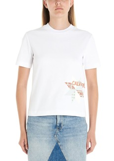 Calvin Klein Jeans istitutional Quilt T-shirt