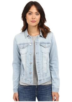 Calvin Klein Jeans Knit Trucker Jacket