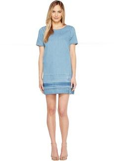 Calvin Klein Jeans Let Down Hem Denim T-Shirt Dress
