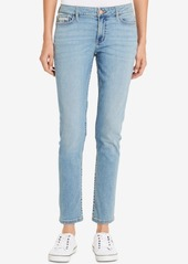 Calvin klein calvin klein jeans light wash skinny ankle jeans abvfa385213 a