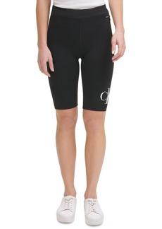 Calvin Klein Jeans Logo Bike Shorts