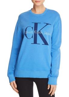 Calvin Klein Jeans Logo Sweatshirt - 100% Exclusive