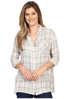 Calvin Klein Jeans Long Sleeve Plaid Shirt