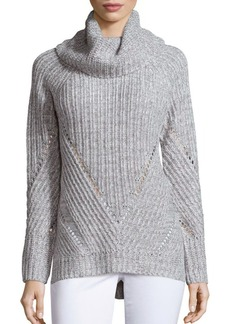 Calvin Klein Jeans Long Sleeve Turtleneck Pullover