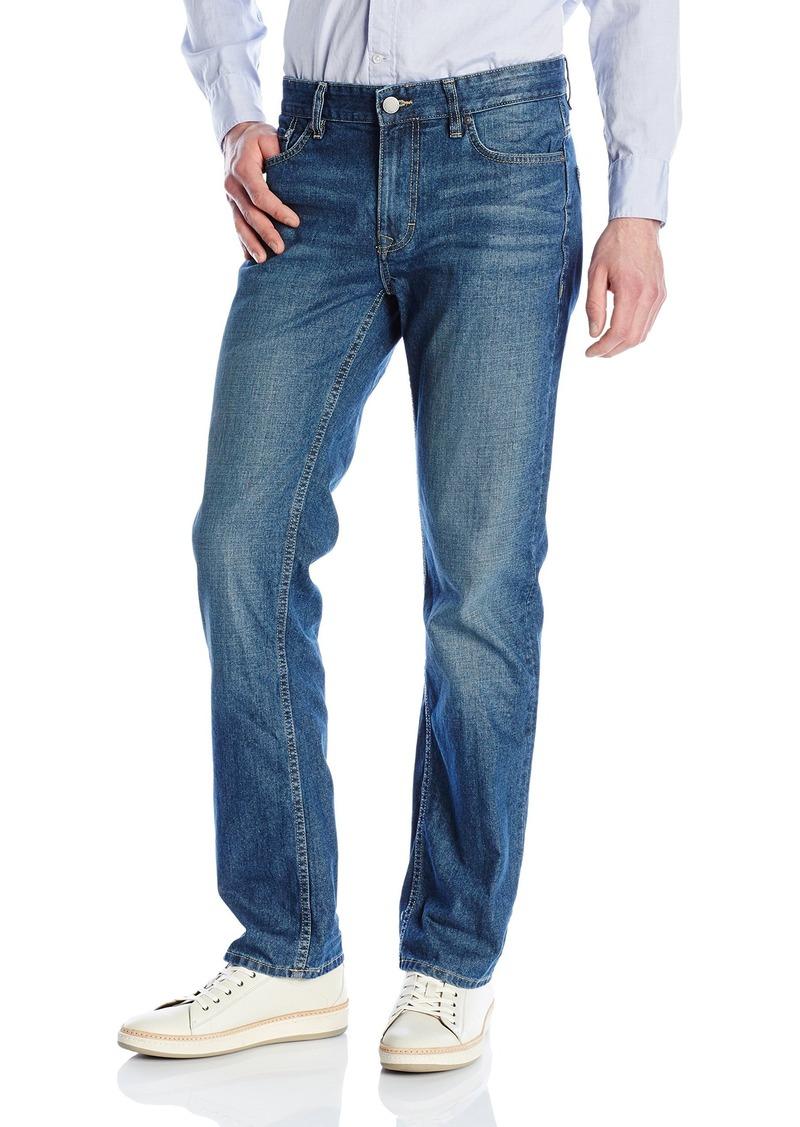 Calvin Klein Jeans Men's 32 Inseam Straight Leg Jean  38Wx32L