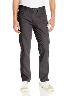 Calvin Klein Jeans Men's 5 Pocket Slub Twill Pant  33Wx32L