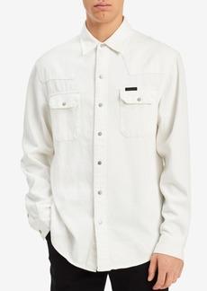 Calvin Klein Jeans Men's Archive Western Shirt