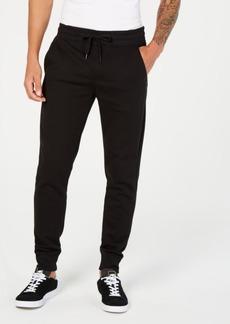 Calvin Klein Jeans Men's Back Pocket Monogram Sweatpants, Created for Macy's