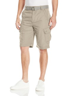 Calvin Klein Jeans Men's Belted Ripstop Short  W
