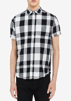 Calvin Klein Jeans Men's Big Check Shirt
