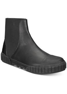Calvin Klein Jeans Men's Brando Nappa Chelsea Boots Men's Shoes