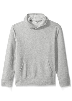 Calvin Klein Jeans Men's Brushed Cozy Crossover Hoodie