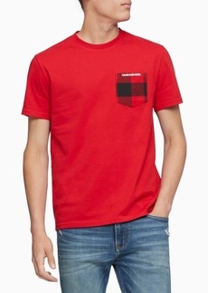 Calvin Klein Jeans Men's Buffalo Pocket T-Shirt