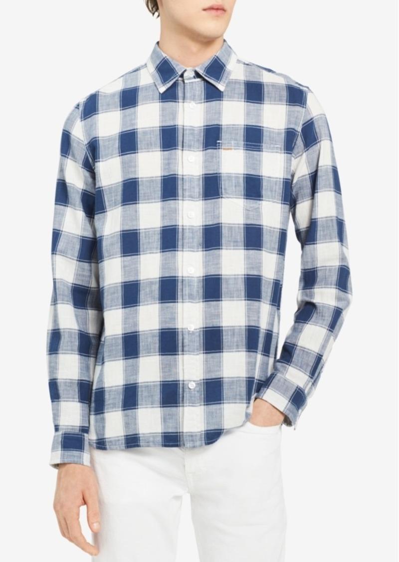 Calvin Klein Jeans Men's Check Shirt