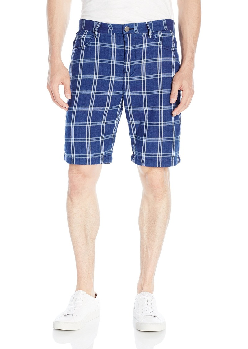 Calvin Klein Jeans Men's Double Cloth Short