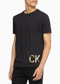 Calvin Klein Jeans Men's Gold Hero Logo T-Shirt