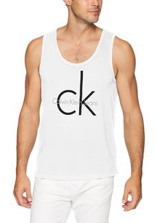 Calvin Klein Jeans Men's Iconic Logo Tank  2XL