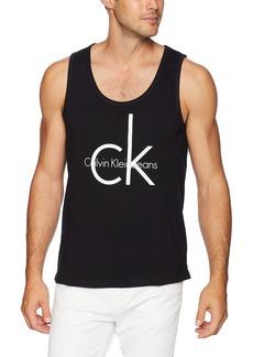Calvin Klein Jeans Men's Iconic Logo Tank  L