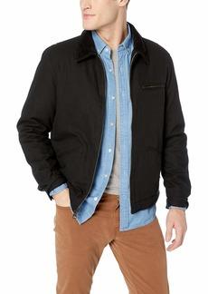 Calvin Klein Jeans Men's Lightweight Cotton Logo Jacket