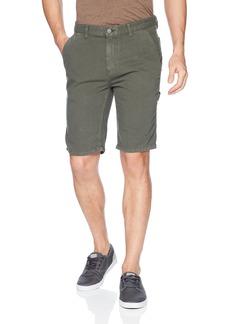 Calvin Klein Jeans Men's Linen Carpenter Short