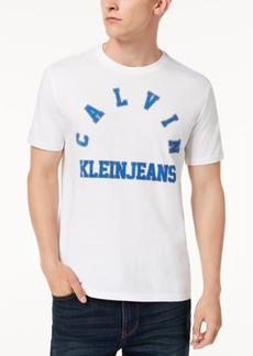 Calvin Klein Jeans Men's Logo Print T-Shirt