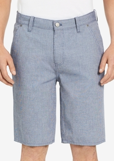 "Calvin Klein Jeans Men's Mini-Check 10.5"" Inseam Shorts"