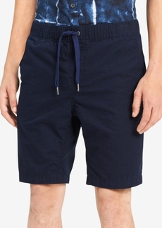 "Calvin Klein Jeans Men's Pull-On Micro Hatch 9"" Shorts"